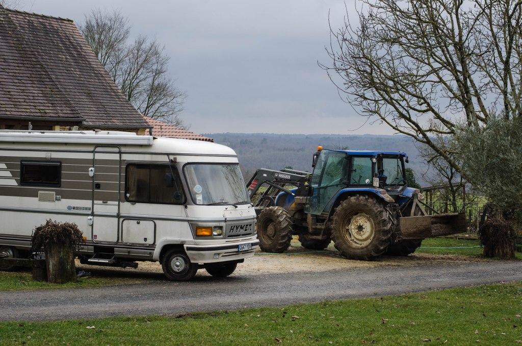 Ferme de la Brauge, camping France