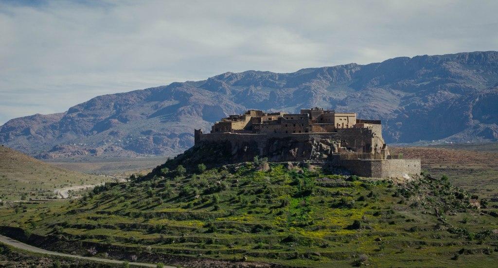 Tafroute, Morocco